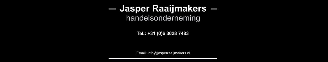 Jasper Raaijmakers
